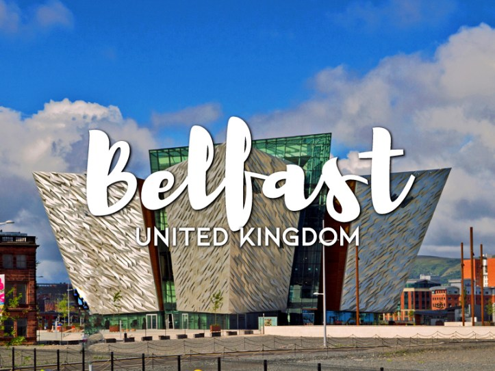 One day in Belfast Itinerary