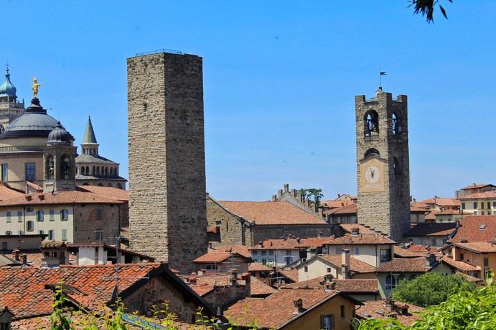 Upper Town, Bergamo