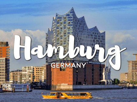 One day in Hamburg Itinerary