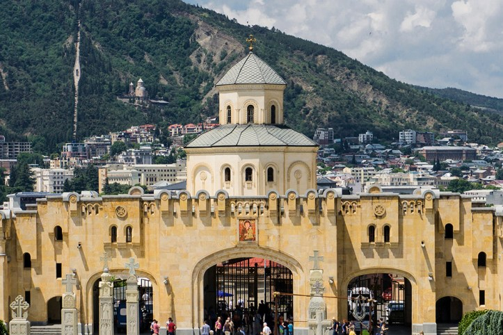 St.Trinity Cathedral, Tbilisi