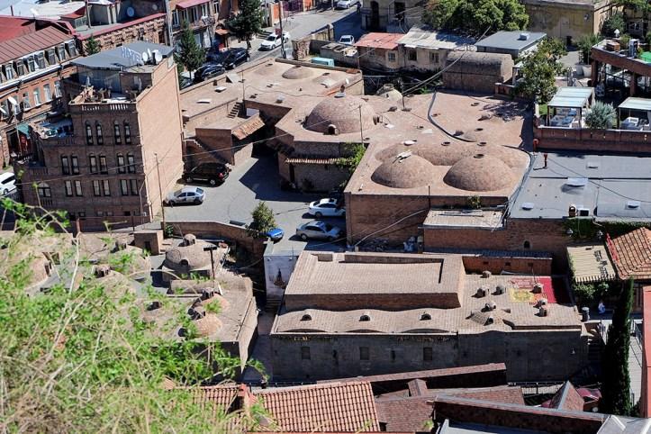 Suplhur Baths, Tbilisi