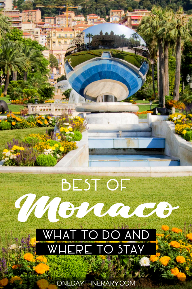 Best of Monaco - What to do and where to stay