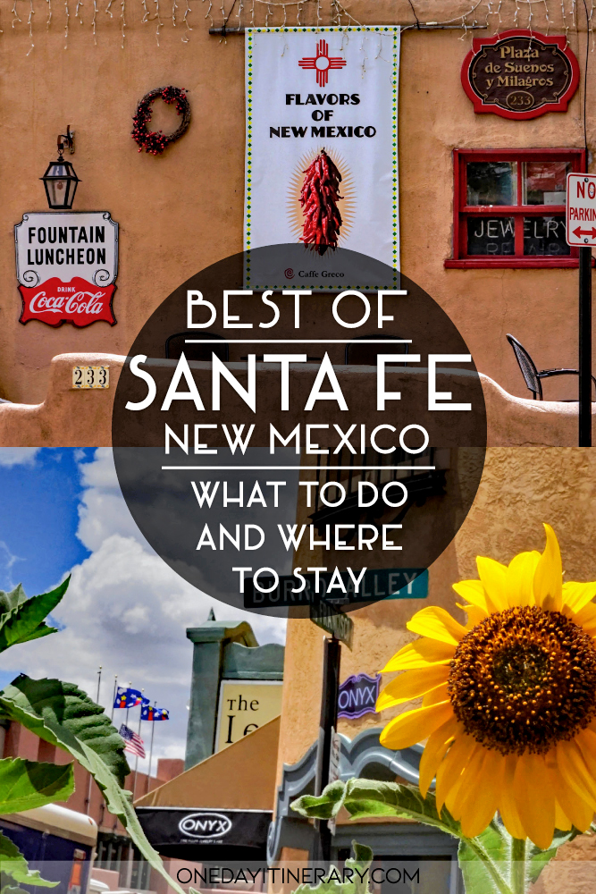 Best of Santa Fe, New Mexico - What to do and where to stay