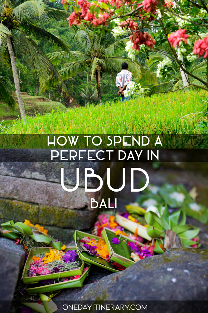 How to spend a perfect day in Ubud, Bali