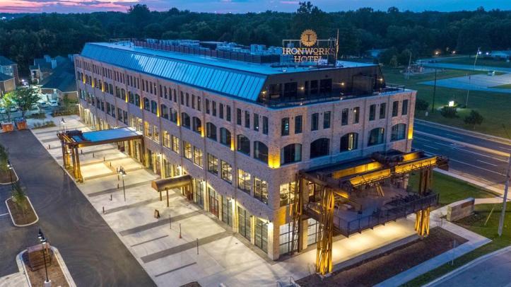 Ironworks Hotel Indy, Indianapolis