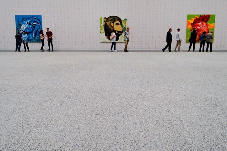 Kunstsammlung Nordrhein-Westfalen, Dusseldorf