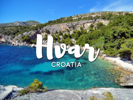 One day in Hvar itinerary 2