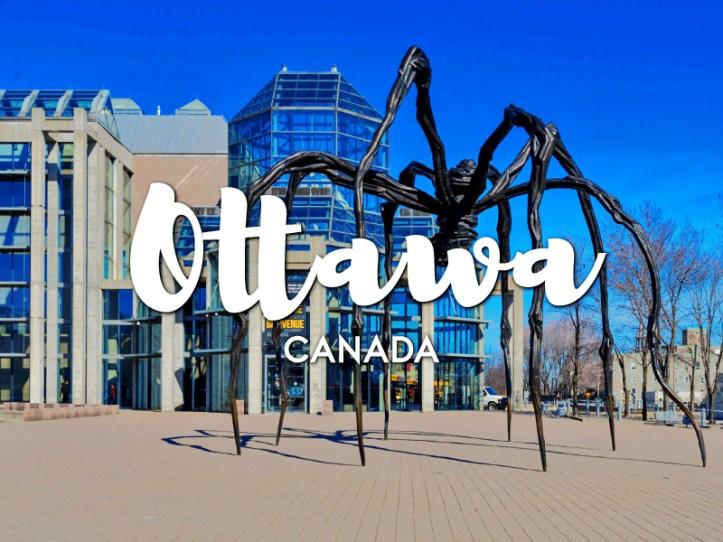 One day in Ottawa Itinerary