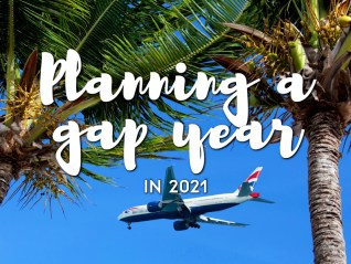 Planning a Gap Year in 2021