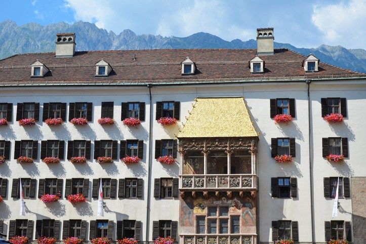 The Golden Roof and Museum, Innsbruck