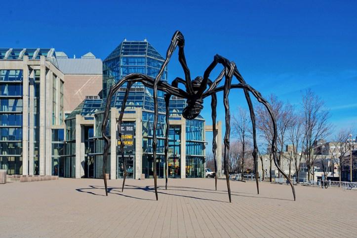 The Maman Statue, Ottawa
