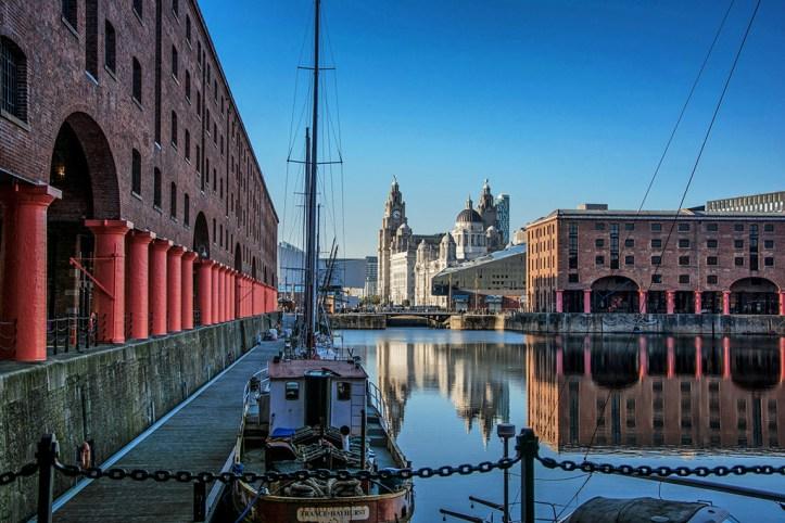 Albert Docks, Liverpool