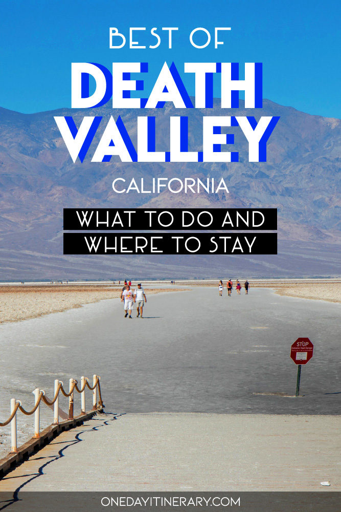 Best of Death Valley, California - What to do and where to stay