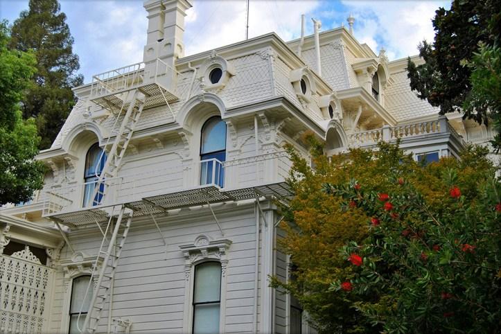 Governor's Mansion, Sacramento