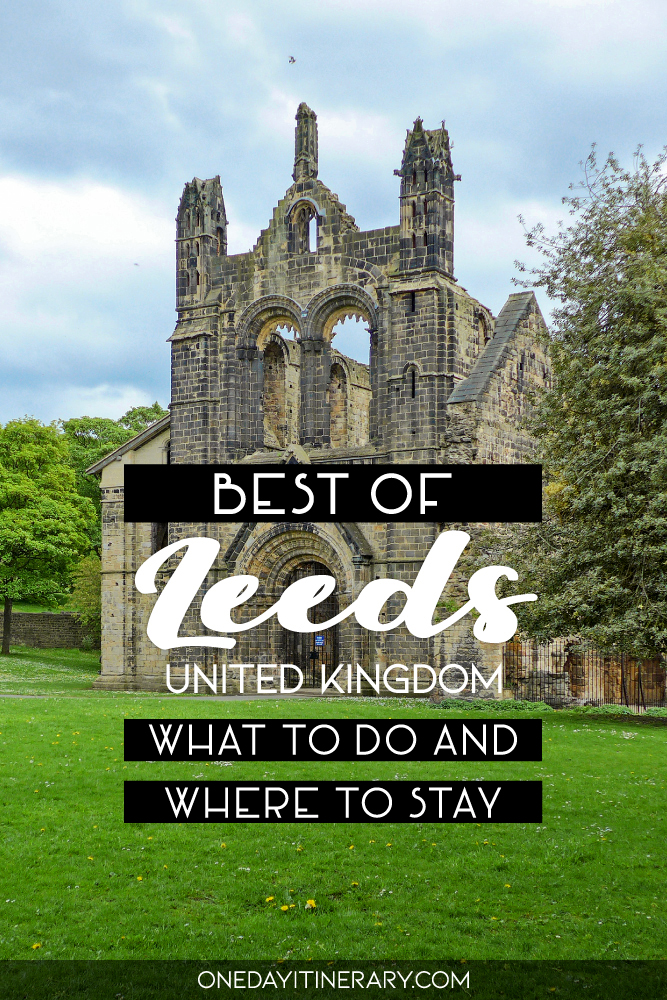 Best of Leeds, United Kingdom - What to do and where to stay