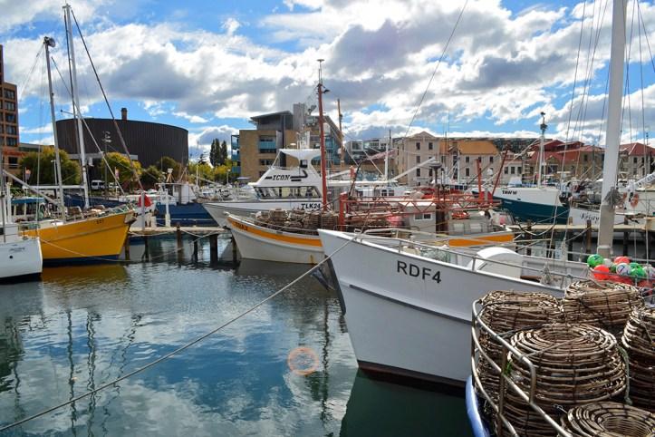 Hobart Port