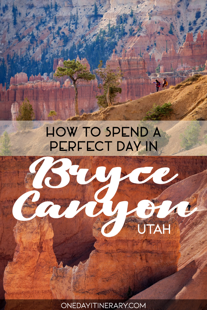 How to spend a perfect day in Bryce Canyon, Utah