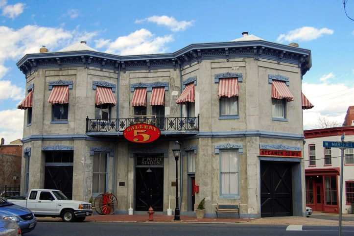 Richmond Architecture