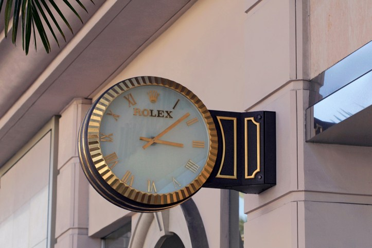 Rodeo Drive Shops, Beverly Hills