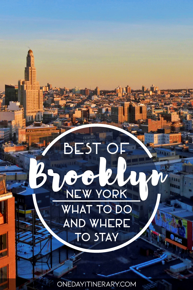 Best of Brooklyn, New York - What to do and where to stay