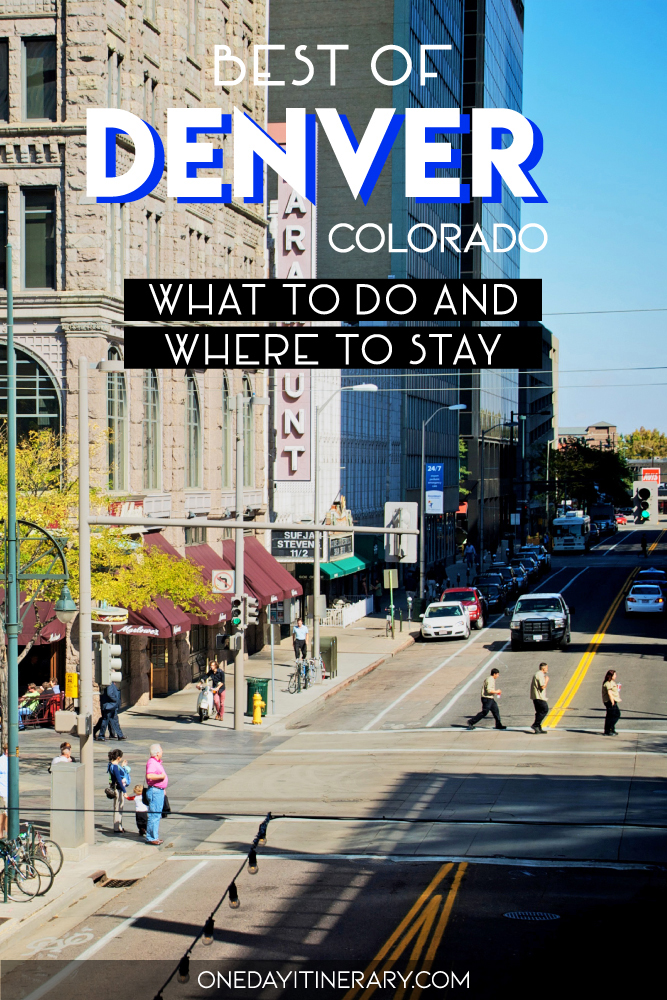 Best of Denver, Colorado - What to do and where to stay