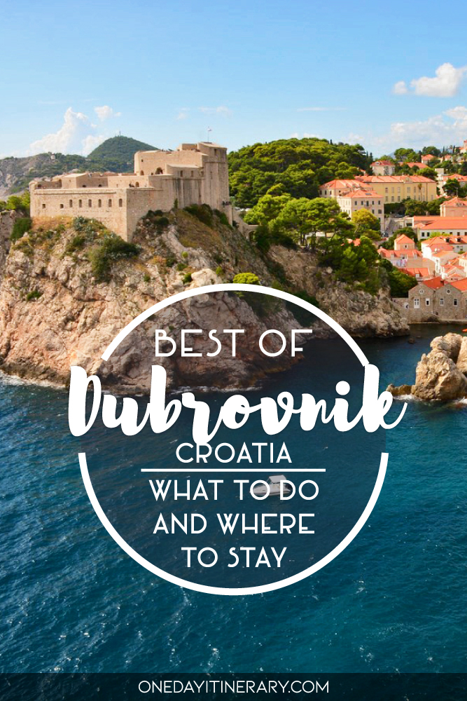Best of Dubrovnik, Croatia - What to do and where to stay