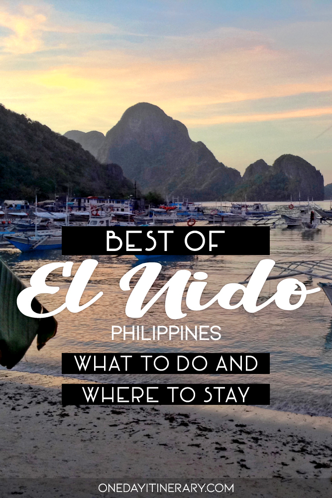 Best of El Nido, Philippines - What to do and where to stay
