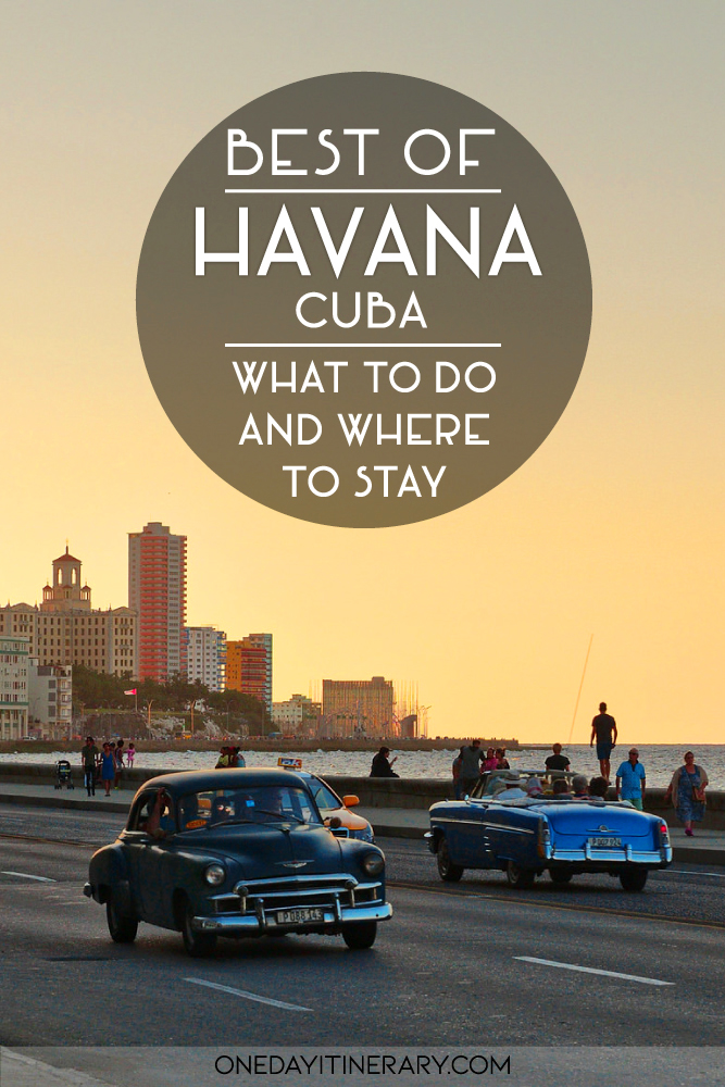 Best of Havana, Cuba - What to do and where to stay