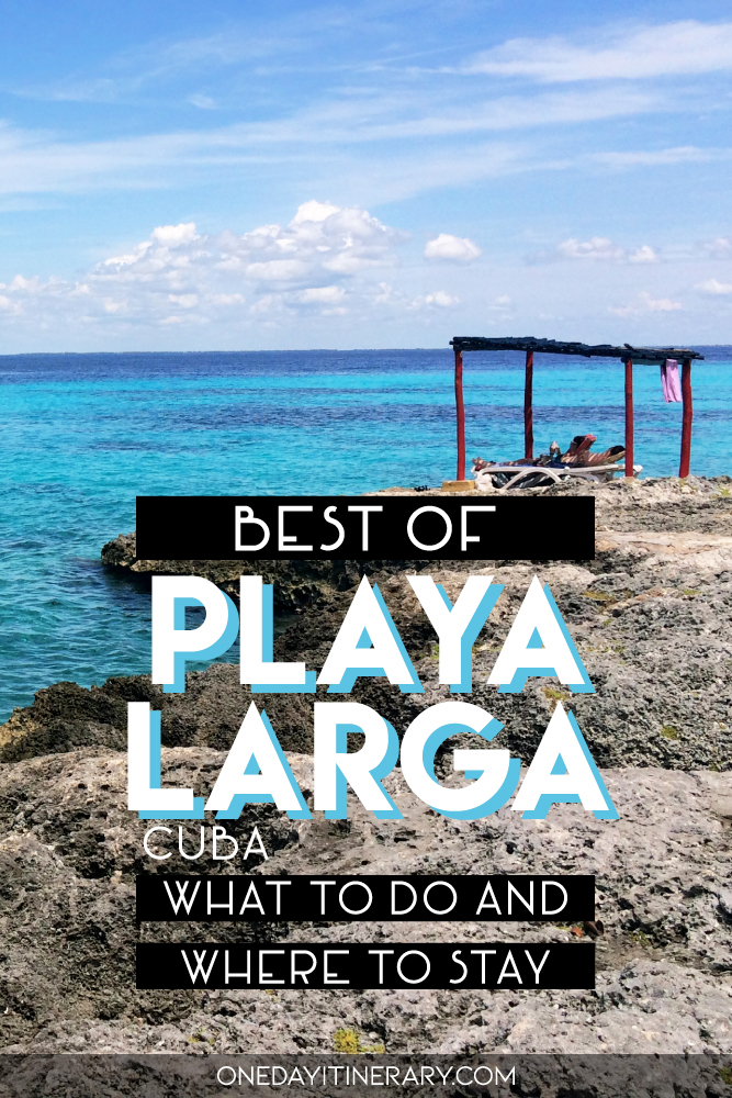 Best of Playa Larga - What to do and where to stay