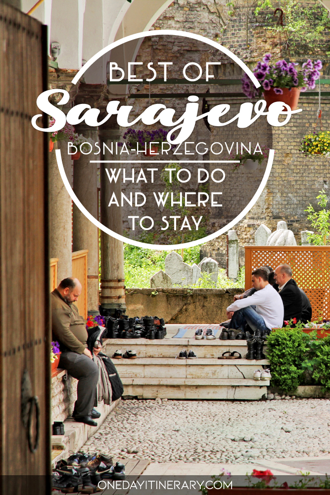 Best of Sarajevo, Bosnia and Herzegovina - What to do and where to stay