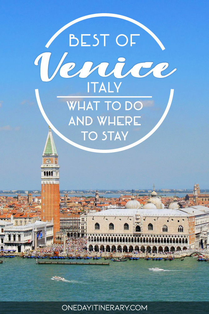 Best of Venice, Italy - What to do and where to stay