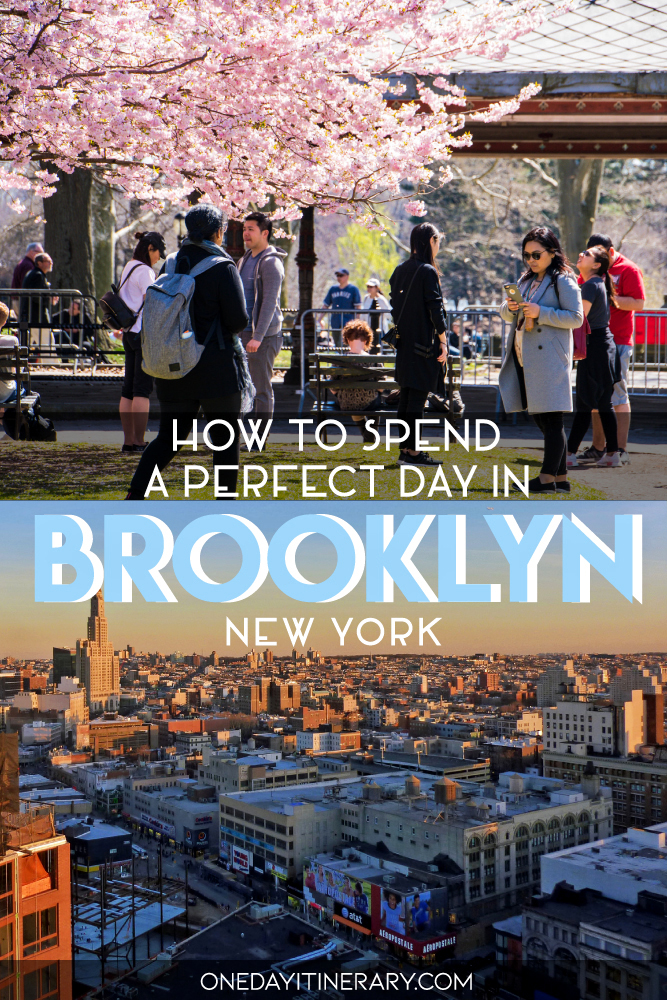 How to spend a perfect day in Brooklyn, New York