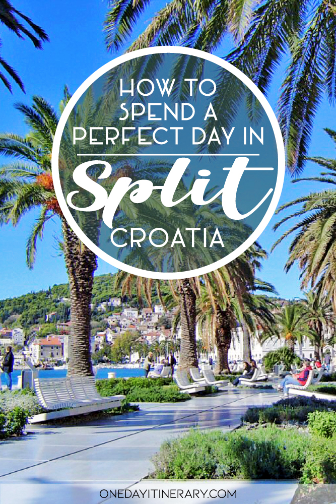 How to spend a perfect day in Split, Croatia