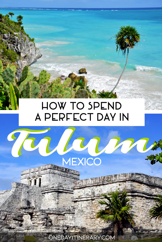 How to spend a perfect day in Tulum, Mexico