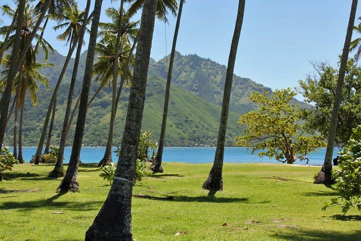 Moorea Beach, Tahiti