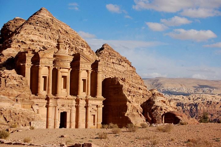 Ad Deir Monastery, Petra