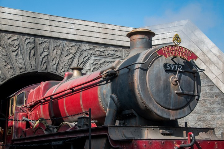 Harry Potter, Universal Studios