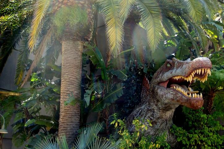 Jurassic Park, Universal Studios
