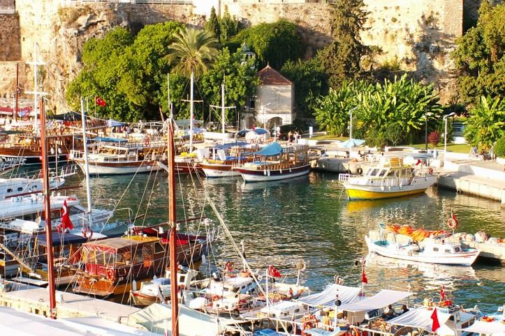 Old Marina, Antalya