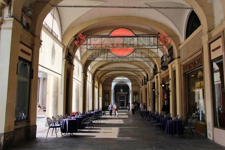Caffè Torino, Turin
