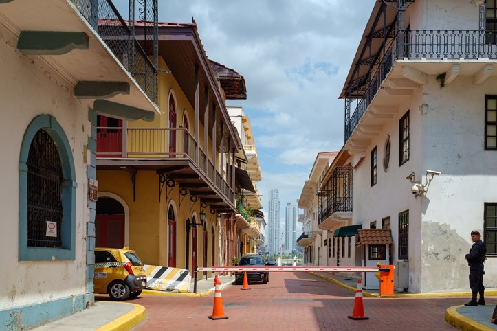 Casco Viejo Street, Panama City 2