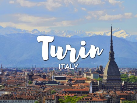 One day in Turin Itinerary