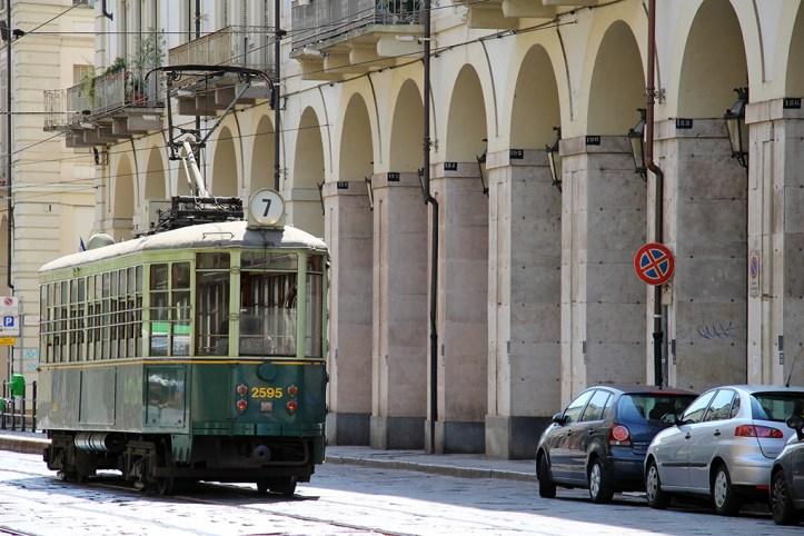 Street of Turin