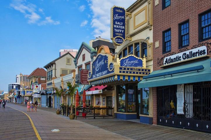 Boardwalk, Atlantic City