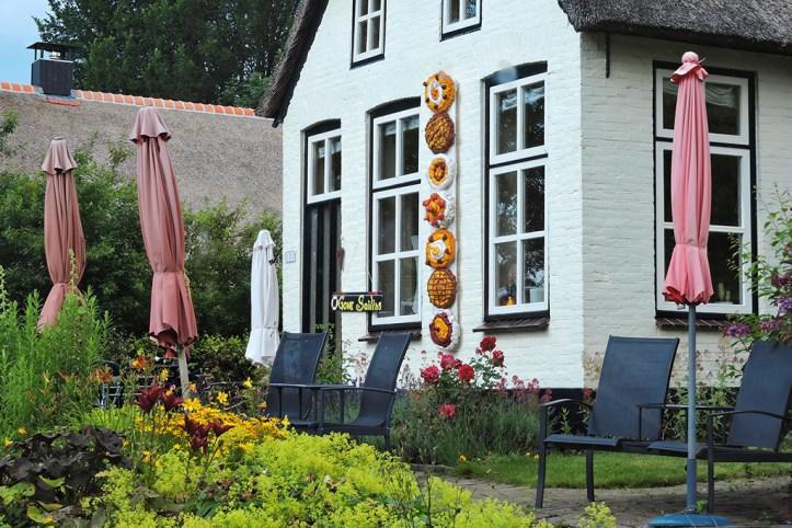 Cafes in Giethoorn