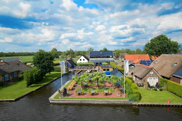 Hotel het Rietershuijs, Giethoorn2