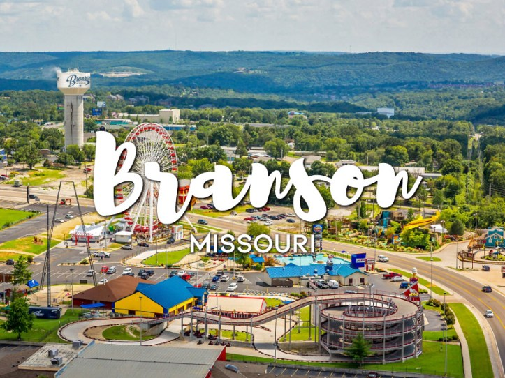 One day in Branson Itinerary