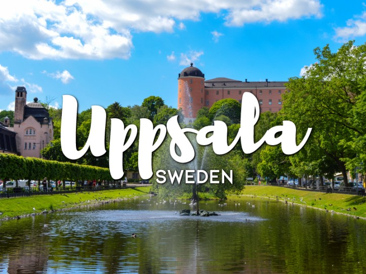 One day in Uppsala Itinerary