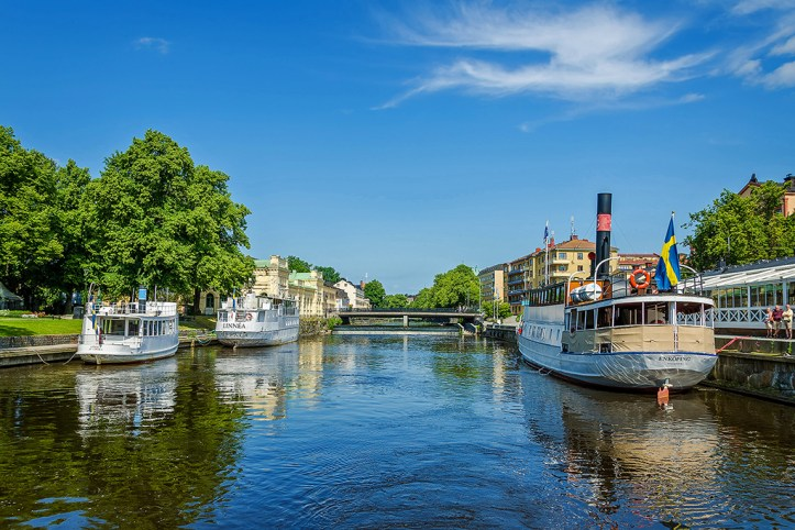 Summer in Uppsala