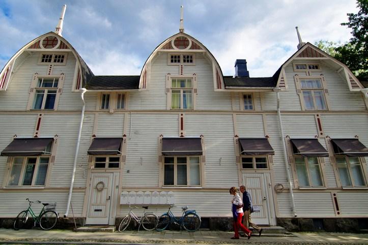 Old Town, Savonlinna
